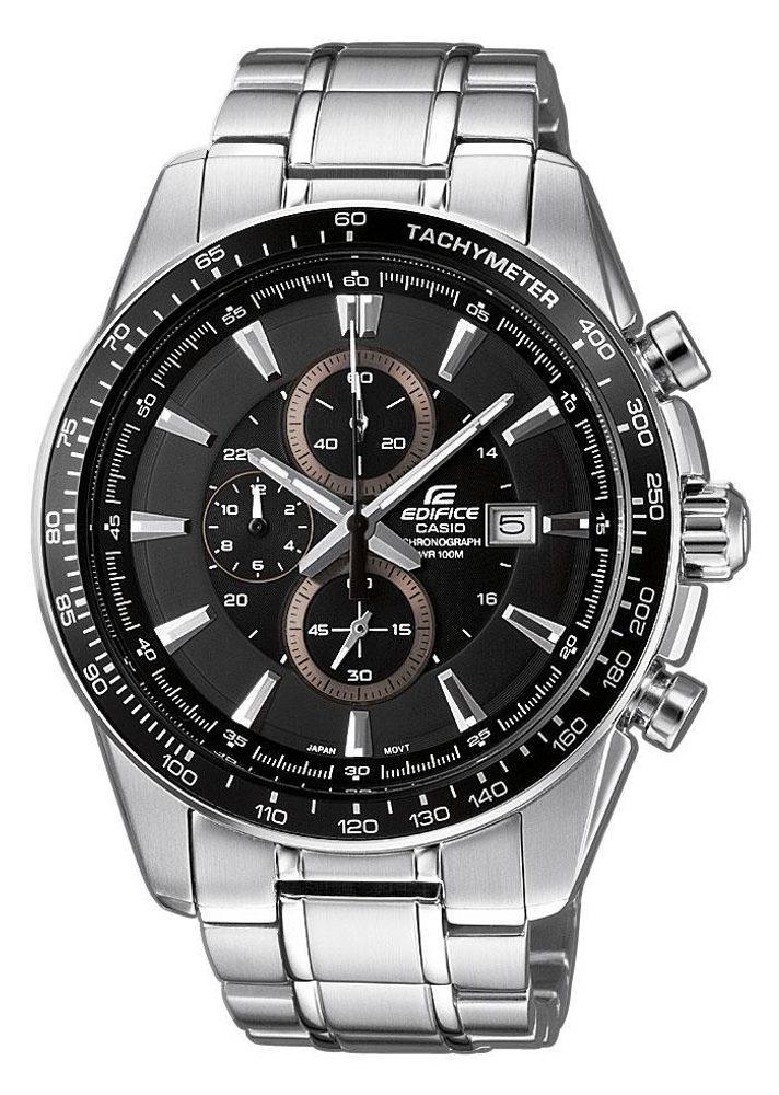 Casio EF-547D-1A1VEF + 5 let záruka, pojištění hodinek ZDARMA