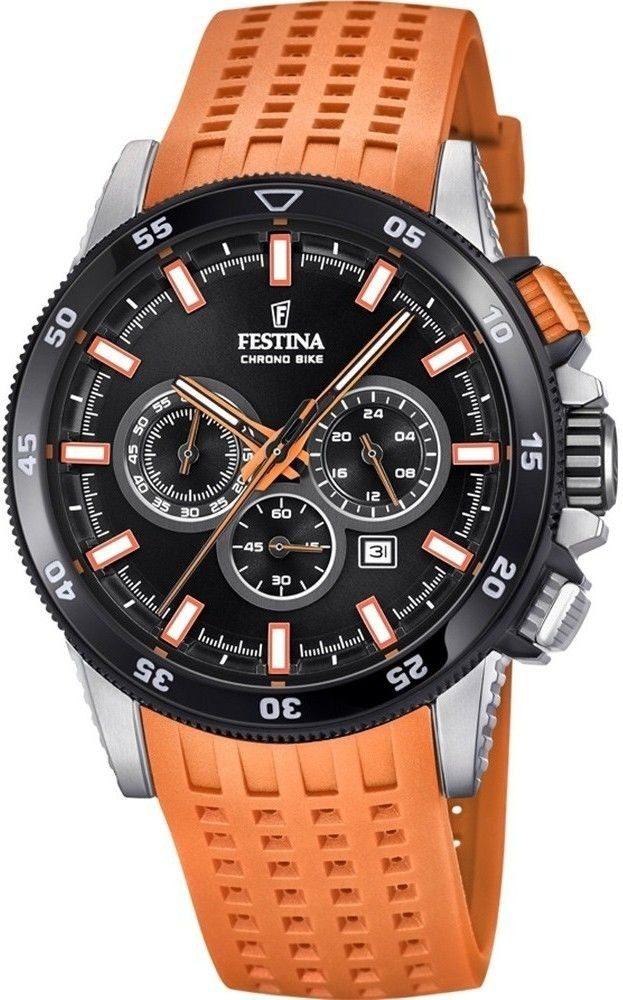 Festina Chrono Bike 20353/6 + 5 let záruka, pojištění hodinek ZDARMA