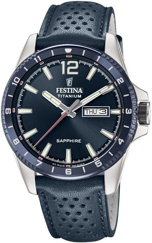Festina Titanium Sport 20530/2 + 5 let záruka, pojištění hodinek ZDARMA