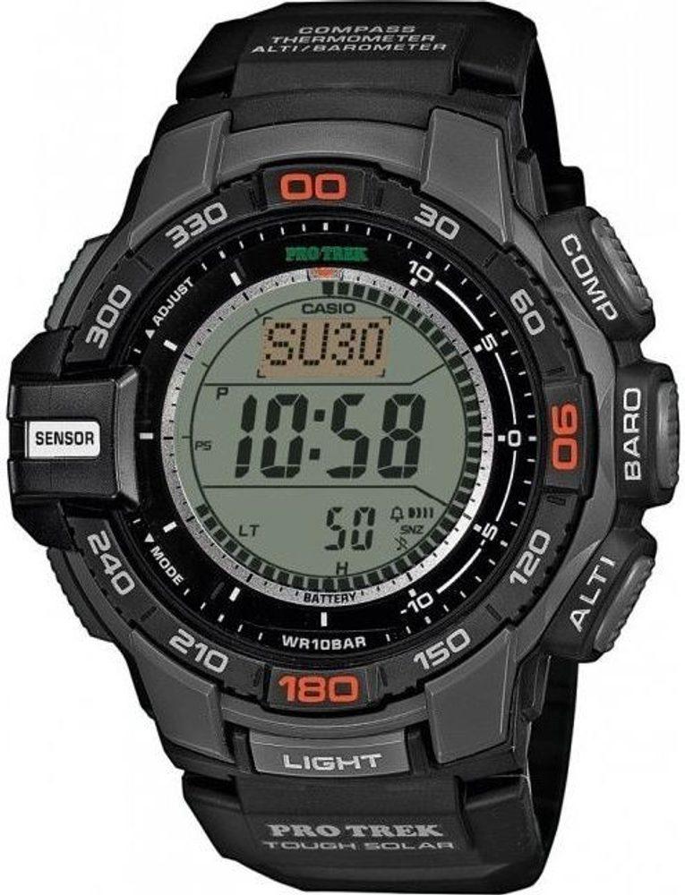 Casio PRG-270-1ER + 5 let záruka, pojištění hodinek ZDARMA