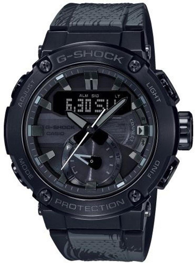 Casio G-Shock GST-B200TJ-1AER Carbon Core Guard Tai Chi Limited Edition + 5 let záruka, pojištění hodinek ZDARMA