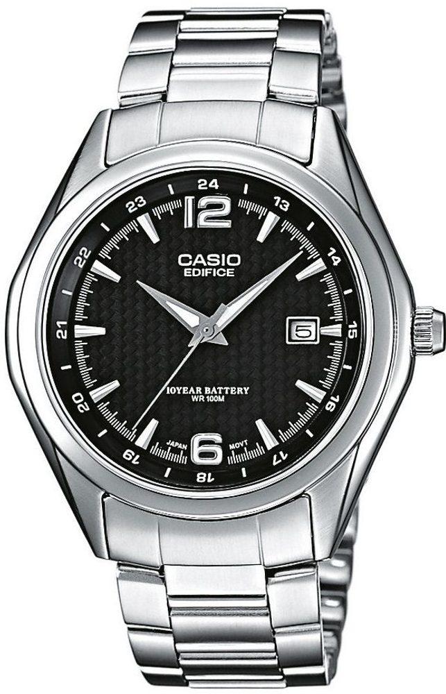 Casio EF-121D-1AVEG + 5 let záruka, pojištění hodinek ZDARMA