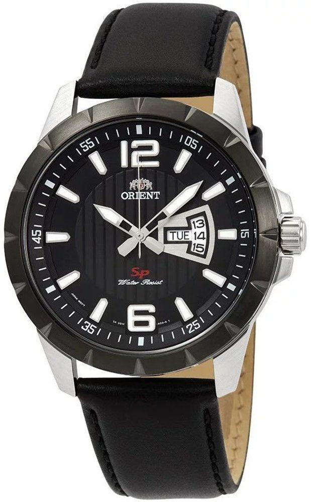 Orient FUG1X002B + 5 let záruka, pojištění hodinek ZDARMA