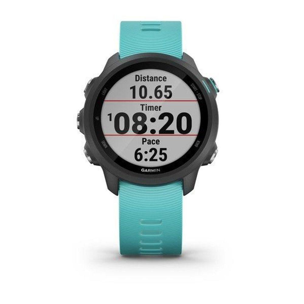Garmin Forerunner 245 Music Optic Blue 010-02120-32 + 5 let záruka, pojištění hodinek ZDARMA