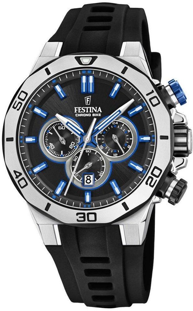 Festina Chrono Bike 20449/2 + 5 let záruka, pojištění hodinek ZDARMA