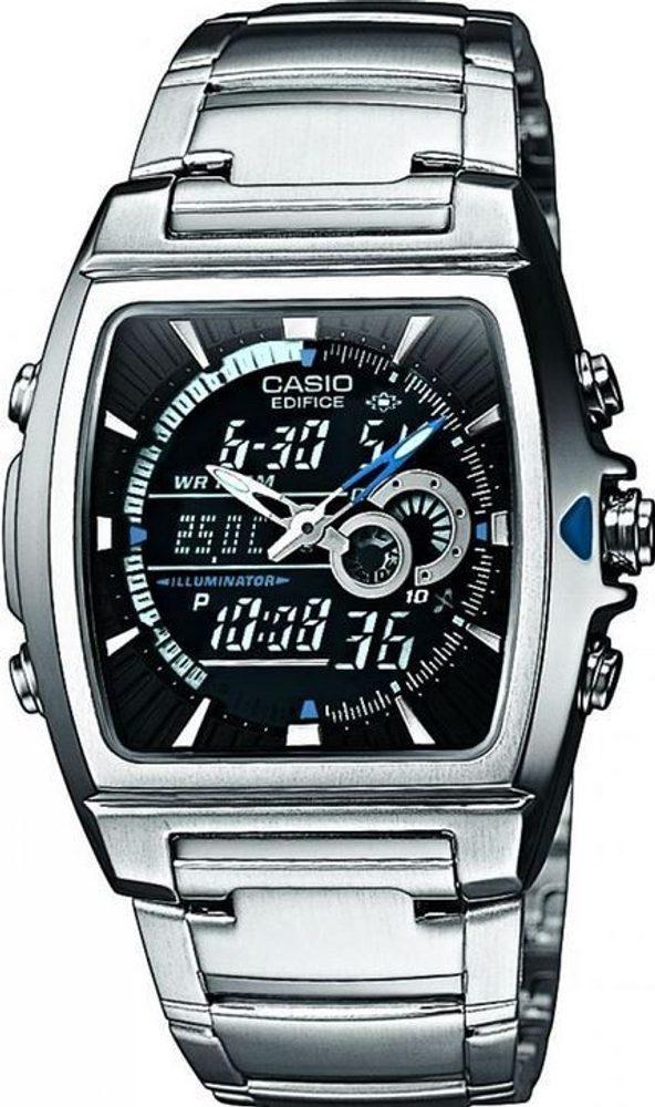 Casio EFA-120D-1AVEF + 5 let záruka, pojištění hodinek ZDARMA