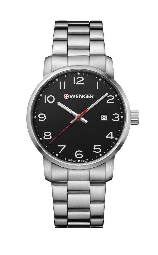 Wenger Avenue 01.1641.102 + 5 let záruka, pojištění hodinek ZDARMA