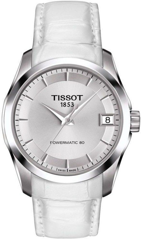 Tissot Couturier Automatic T035.207.16.031.00 + 5 let záruka, pojištění hodinek ZDARMA