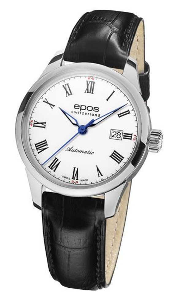 Epos Originale 3426.132.20.20.25 + 5 let záruka, pojištění hodinek ZDARMA