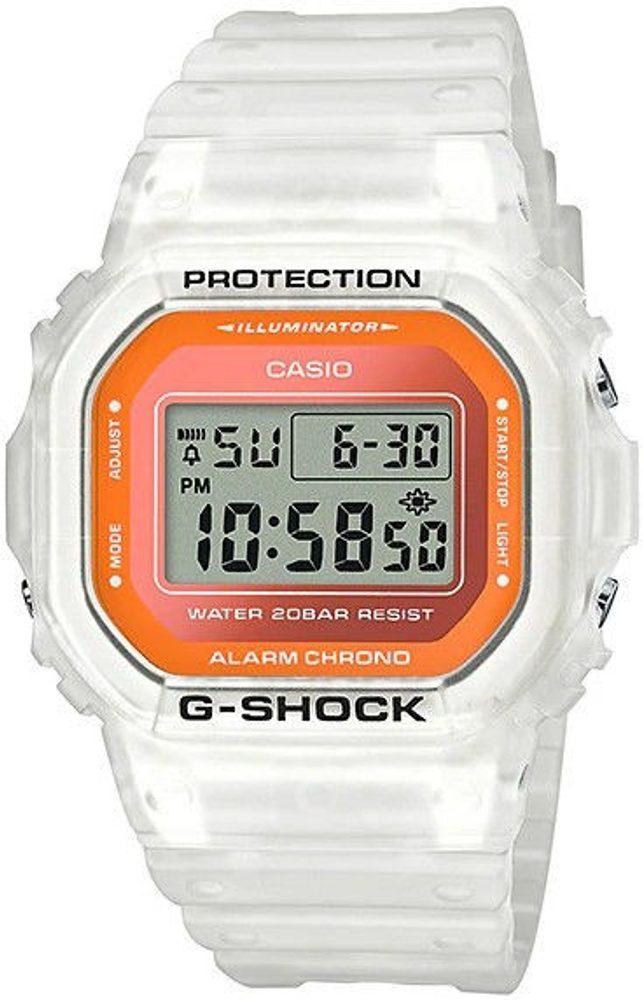 Casio G-Shock DW-5600LS-7ER + 5 let záruka, pojištění hodinek ZDARMA