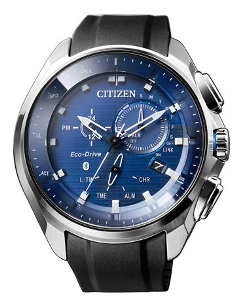 Citizen Sports Bluetooth Chrono BZ1020-14L + 5 let záruka, pojištění hodinek ZDARMA