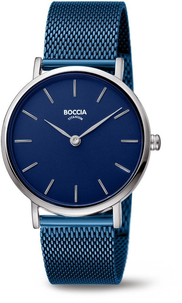 Boccia Titanium 3281-08 + 5 let záruka, pojištění hodinek ZDARMA
