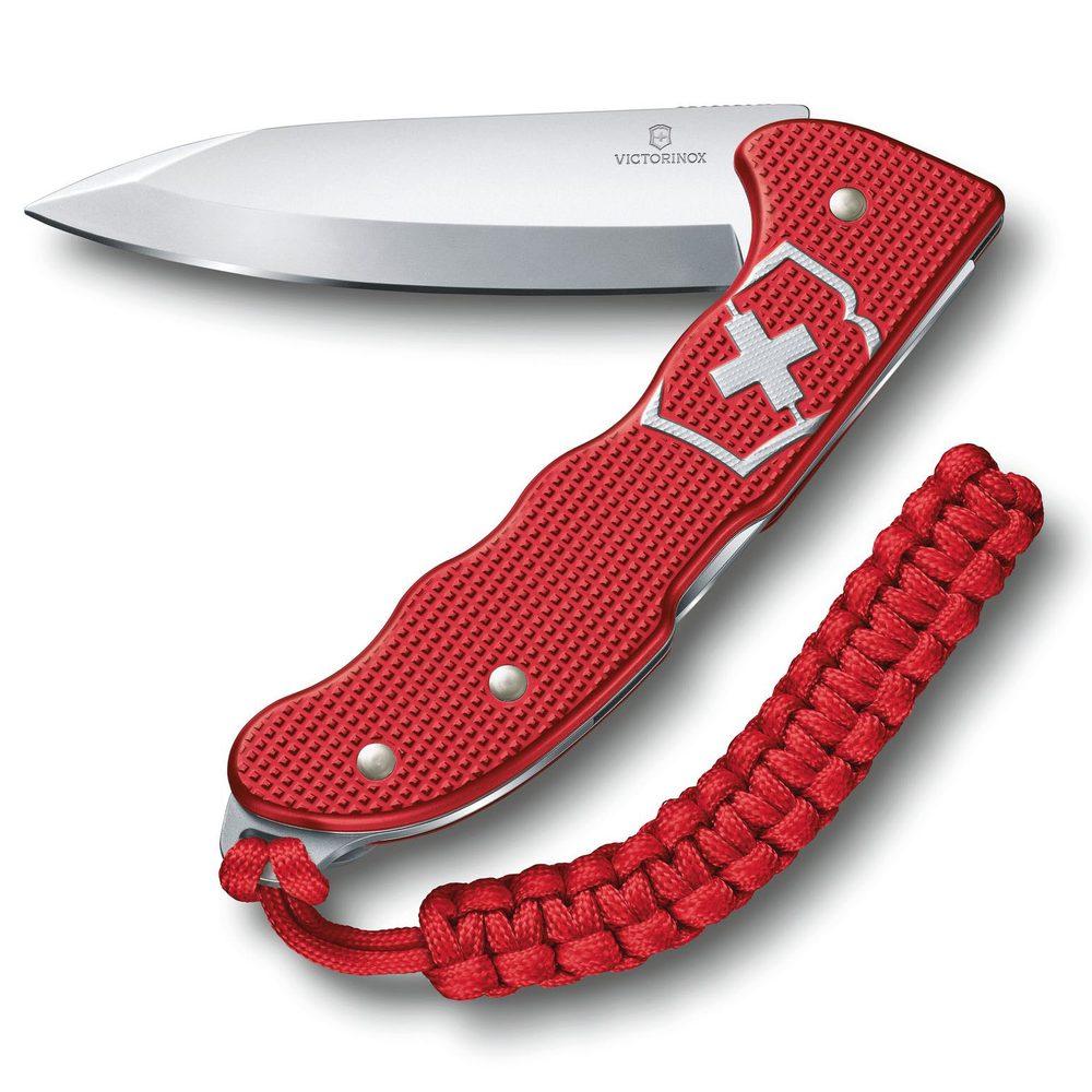 Victorinox SA Nůž Victorinox Hunter Pro Alox Red + 5 let záruka, pojištění hodinek ZDARMA