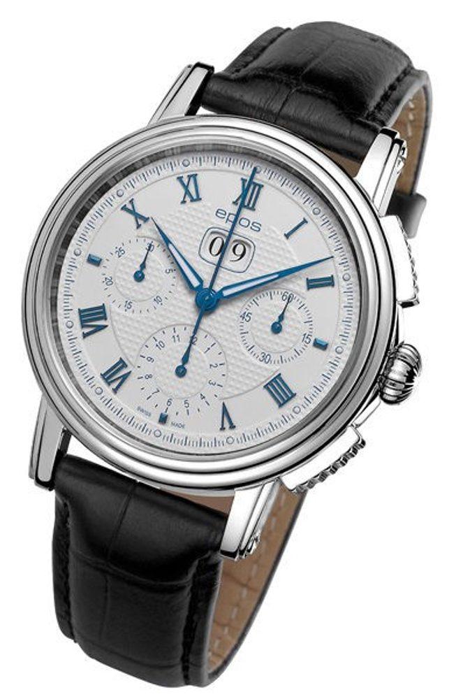 Epos Emotion 3395.812.20.20.25 + 5 let záruka, pojištění hodinek ZDARMA