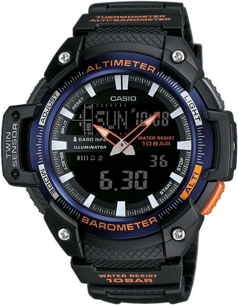 Casio SGW-450H-2BER + 5 let záruka, pojištění hodinek ZDARMA