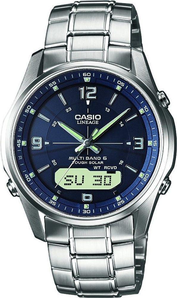 Casio LCW-M100DSE-2AER + 5 let záruka, pojištění hodinek ZDARMA