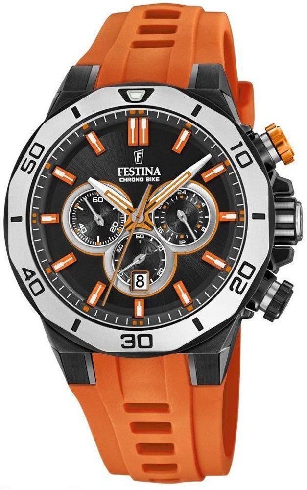 Festina Chrono Bike 20450/2 + 5 let záruka, pojištění hodinek ZDARMA