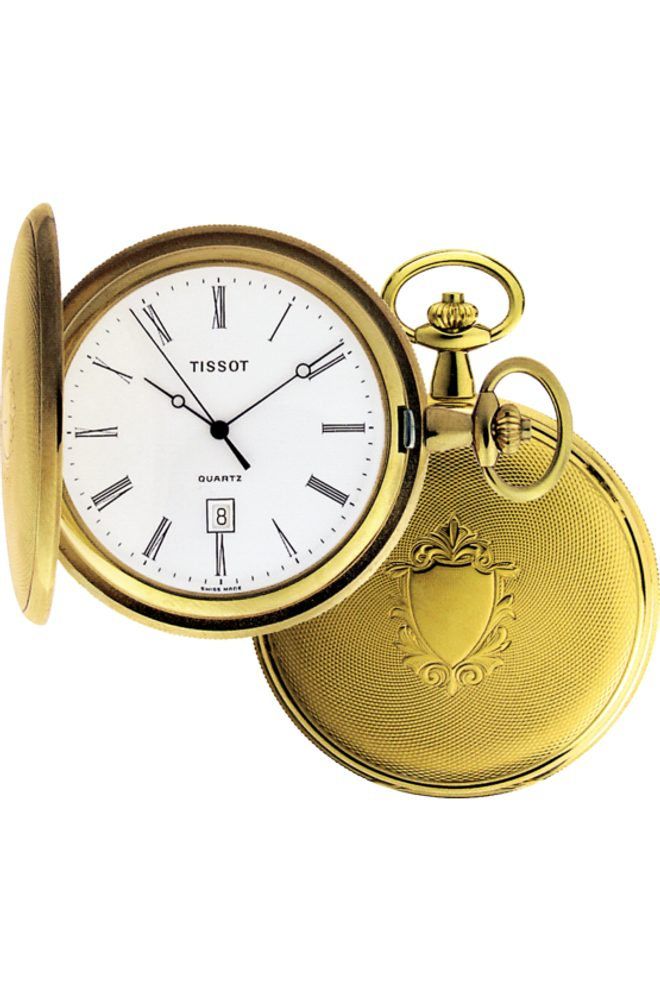 Tissot Savonnette T83.4.508.13 + 5 let záruka, pojištění hodinek ZDARMA