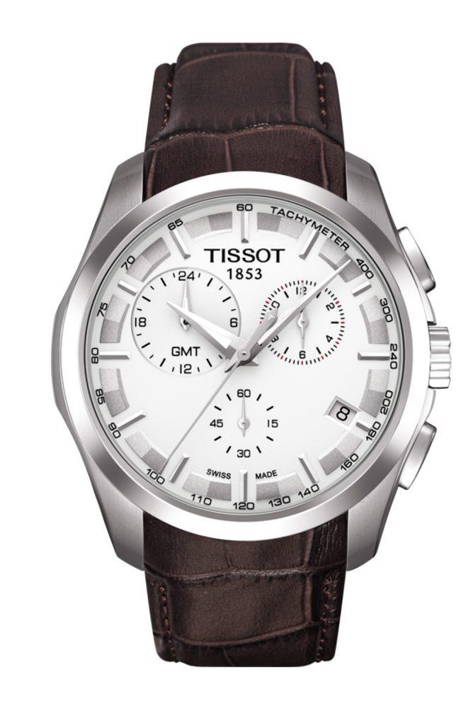 Tissot Couturier Quartz T035.439.16.031.00 + 5 let záruka, pojištění hodinek ZDARMA