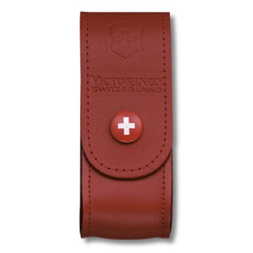 Victorinox Kožené pouzdro Victorinox 4.0520.1 + 5 let záruka, pojištění hodinek ZDARMA