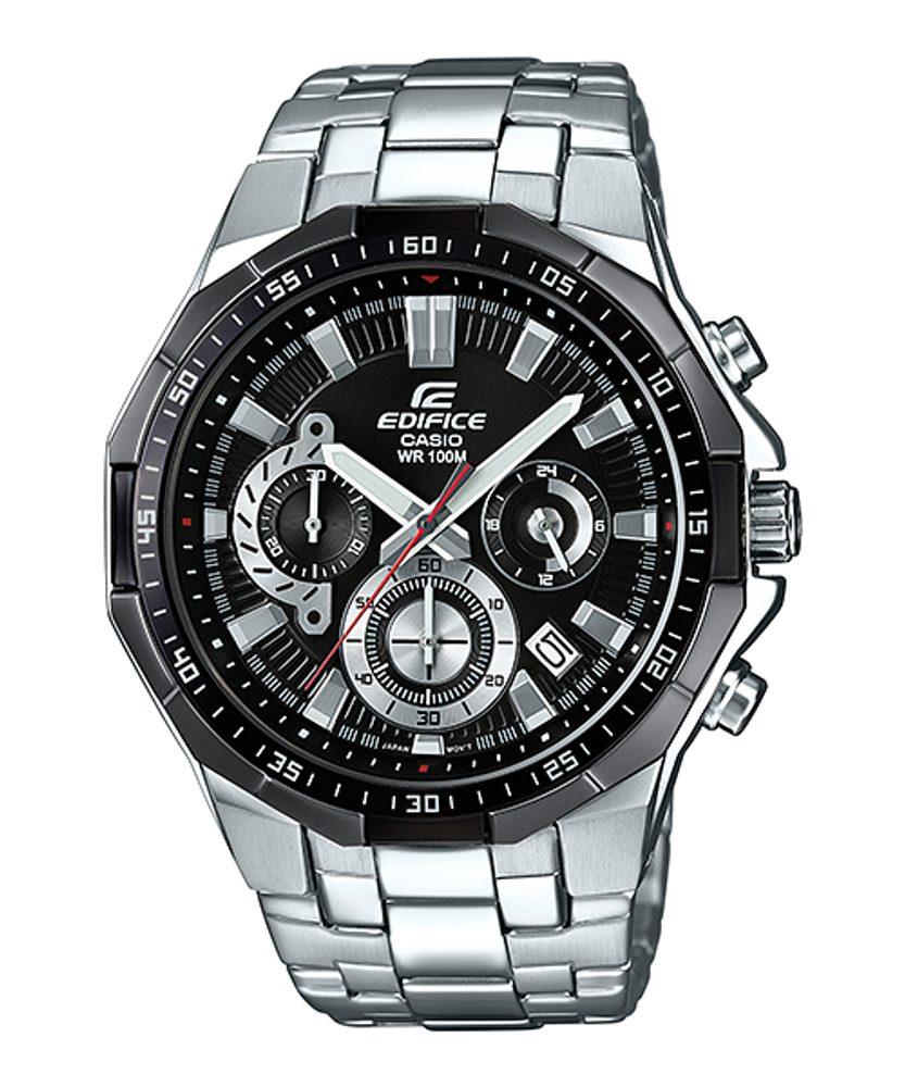 Casio EFR-554D-1AVUEF + 5 let záruka, pojištění hodinek ZDARMA