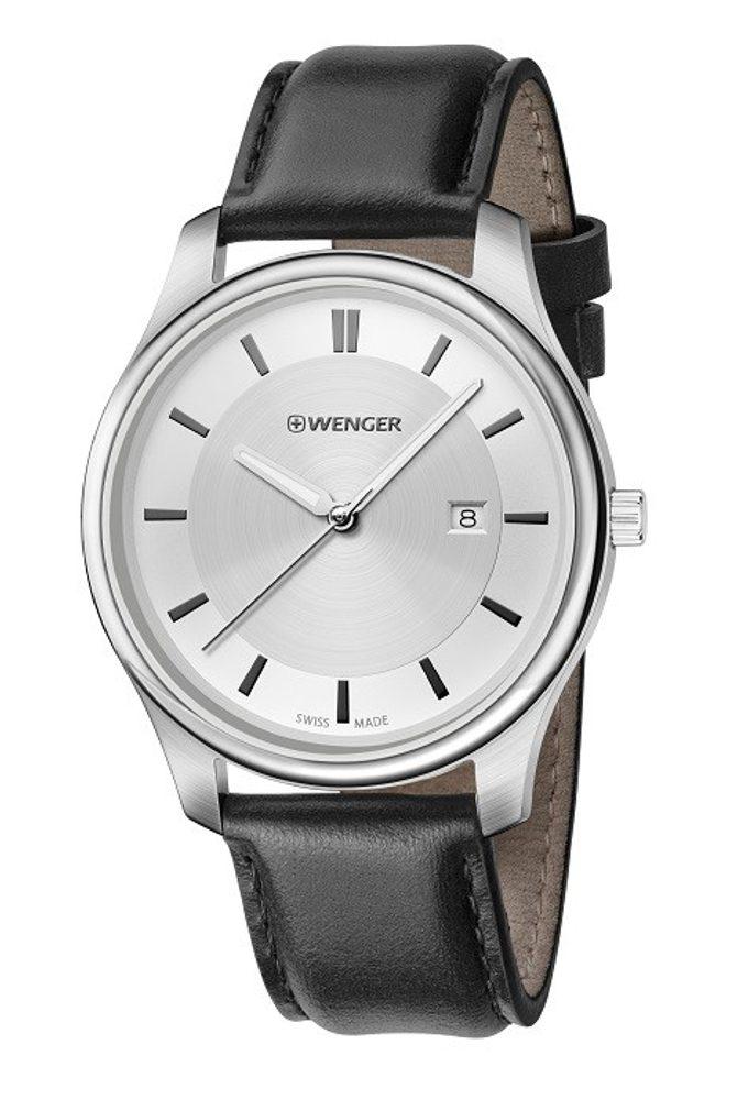 Wenger City Classic 01.1441.102 + 5 let záruka, pojištění hodinek ZDARMA