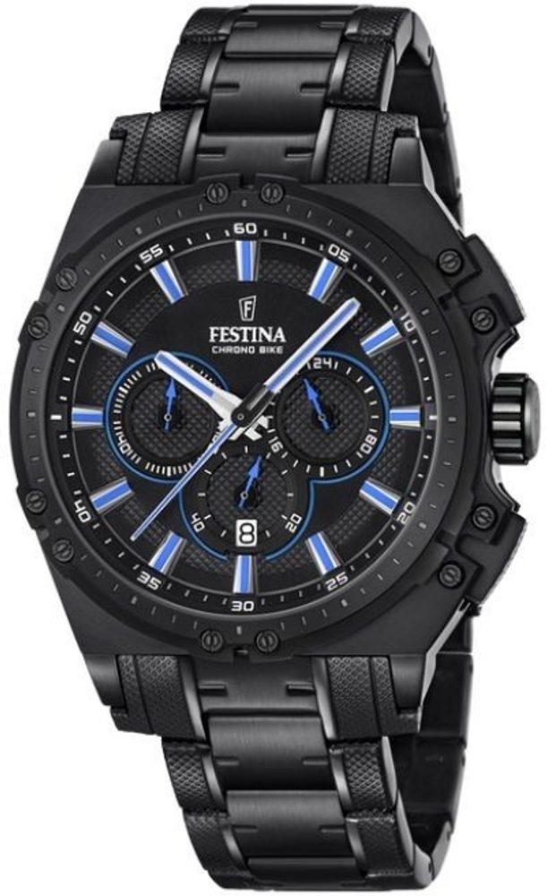 Festina Chrono Bike 16969/2 + 5 let záruka, pojištění hodinek ZDARMA