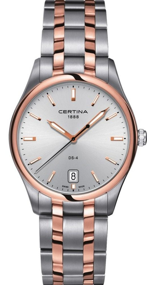 Certina DS-4 C022.410.22.031.00 + 5 let záruka, pojištění hodinek ZDARMA