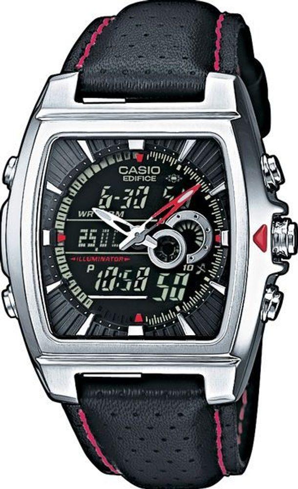 Casio EFA-120L-1A1VEF + 5 let záruka, pojištění hodinek ZDARMA