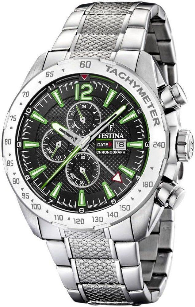 Festina Chrono Sport 20439/6 + 5 let záruka, pojištění hodinek ZDARMA