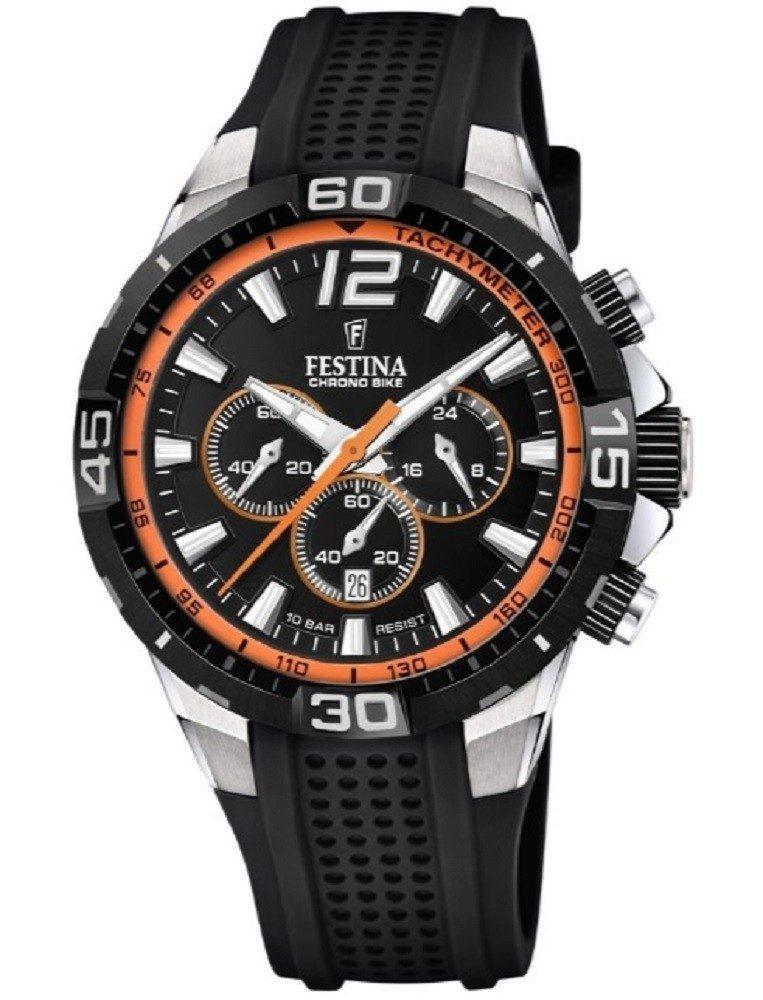 Festina Chrono Bike 20523/2 + 5 let záruka, pojištění hodinek ZDARMA