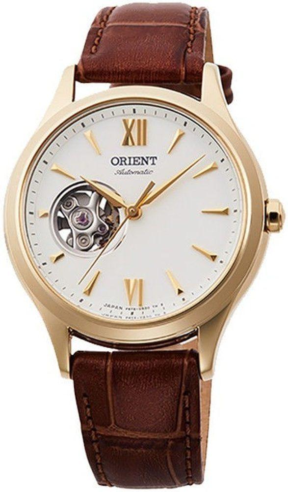 Orient Contemporary Ladies Semi Skeleton RA-AG0024S + 5 let záruka, pojištění hodinek ZDARMA