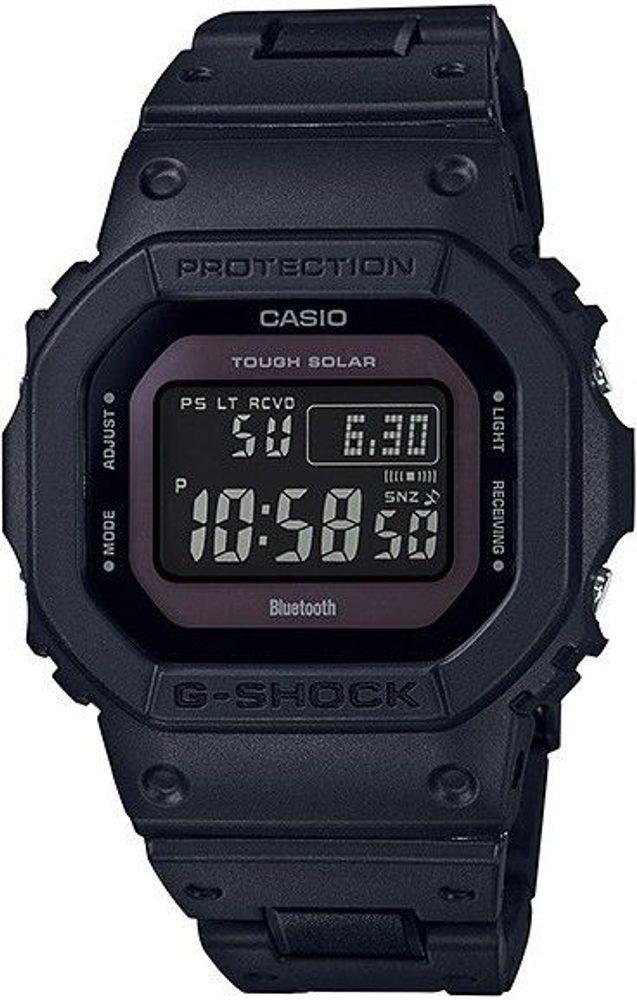 Casio GW-B5600BC-1BER + 5 let záruka, pojištění hodinek ZDARMA