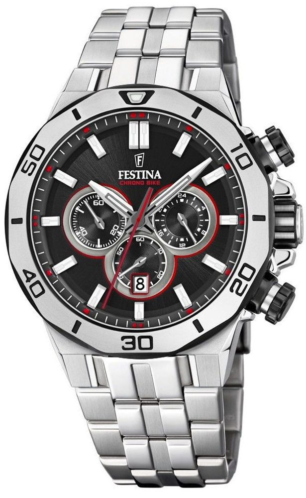 Festina Chrono Bike 20448/4 + 5 let záruka, pojištění hodinek ZDARMA