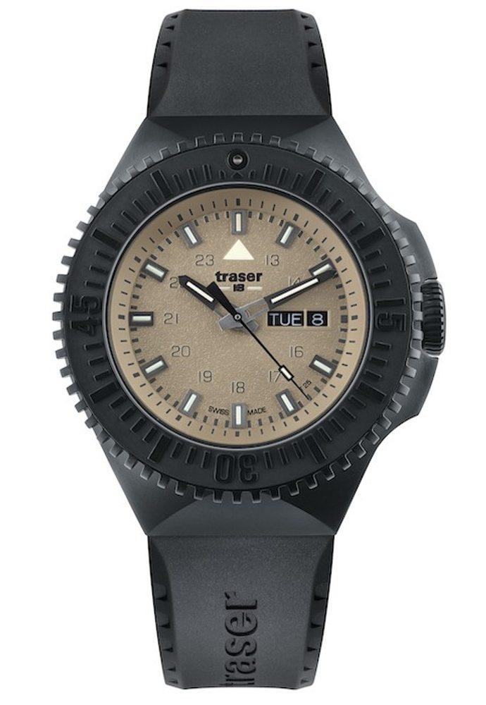 Traser P69 Black Stealth Sand Pryž + 5 let záruka, pojištění hodinek ZDARMA
