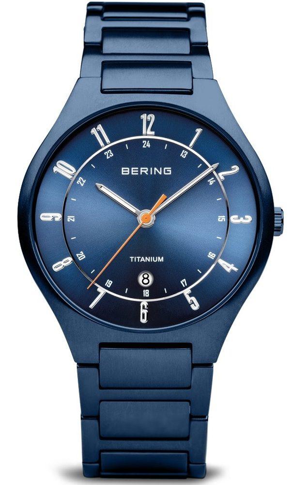 Bering Titanium 11739-797 + 5 let záruka, pojištění hodinek ZDARMA