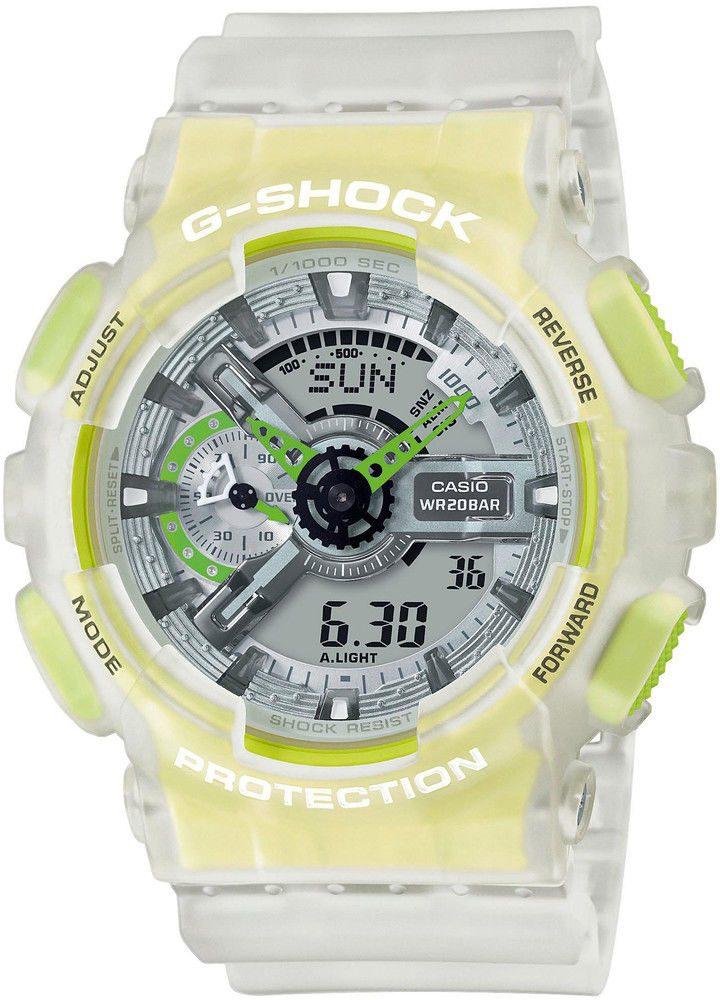 Casio G-Shock GA-110LS-7AER + 5 let záruka, pojištění hodinek ZDARMA