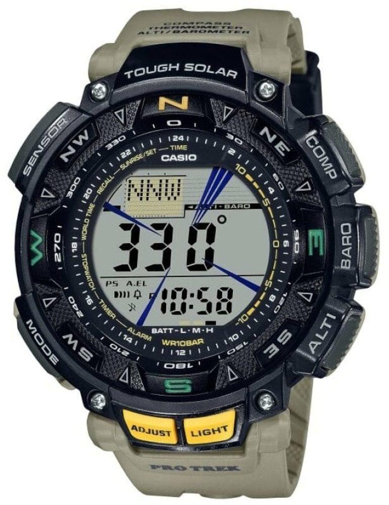Casio ProTrek PRG-240-5ER + 5 let záruka, pojištění hodinek ZDARMA