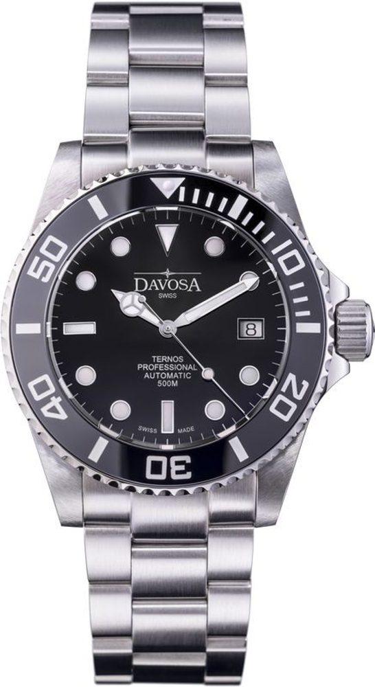 Davosa Ternos Professional Automatic 161.559.50 - Bazar + 5 let záruka, pojištění hodinek ZDARMA