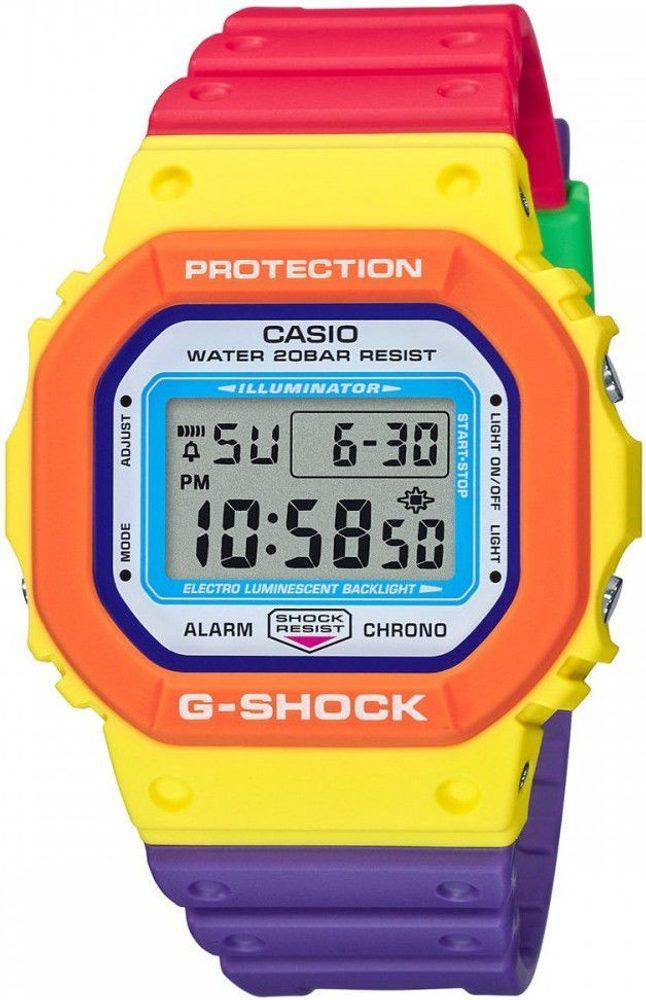 Casio G-Shock DW-5610DN-9ER + 5 let záruka, pojištění hodinek ZDARMA