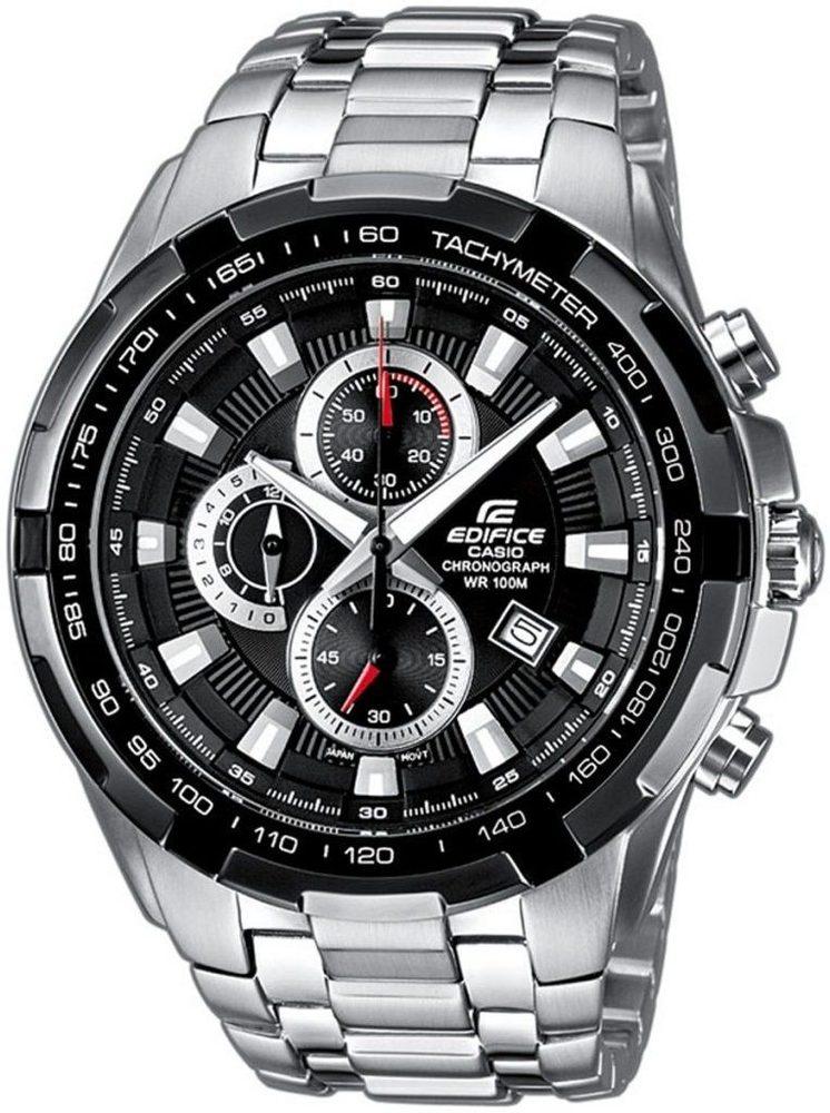 Casio EF-539D-1AVEF + 5 let záruka, pojištění hodinek ZDARMA