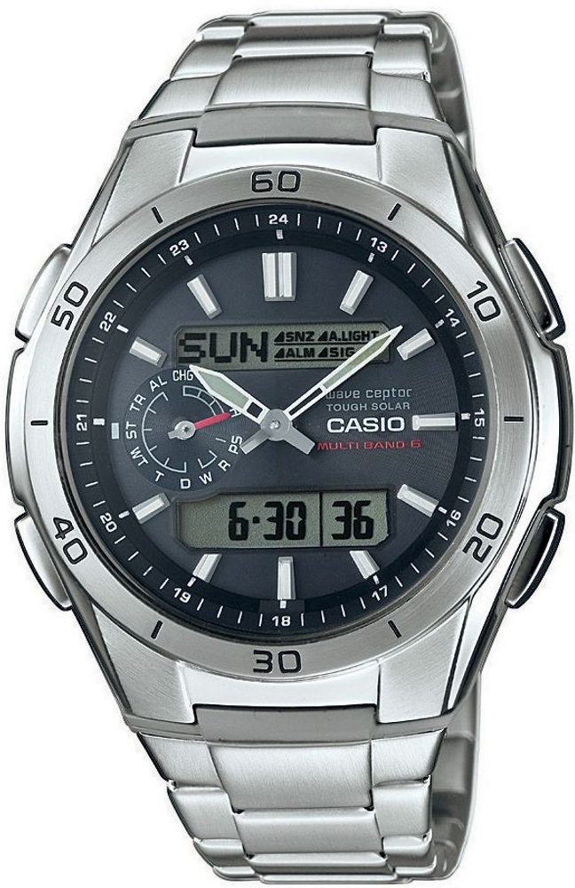 Casio WVA-M650D-1AER + 5 let záruka, pojištění hodinek ZDARMA