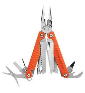 MultiTool Leatherman Charge Plus G10 Orange