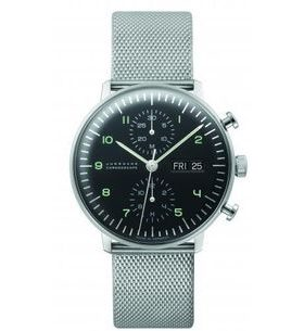 Junghans Max Bill Chronoscope 027/4500.49