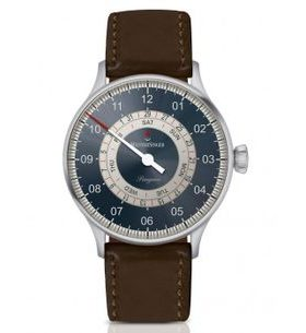 MeisterSinger Pangaea Day Date PDD9Z17S