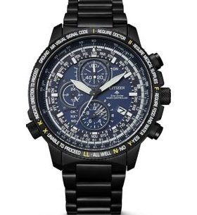 Citizen Promaster Sky Radio Controlled Super Titanium AT8195-85L