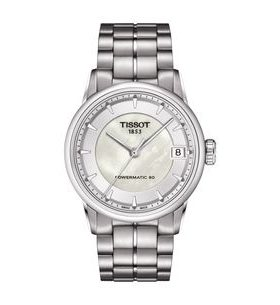 Tissot Luxury Automatic Lady T086.207.11.111.00