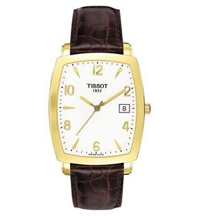 Tissot Sculpture Line 18K Gold T71.3.622.34
