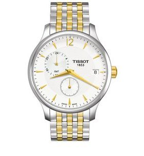 Tissot Tradition Quartz GMT T063.639.22.037.00