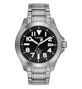 Citizen Promaster Tough Super Titanium BN0118-55E
